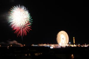 Ocean City NJ July 4th Fireworks